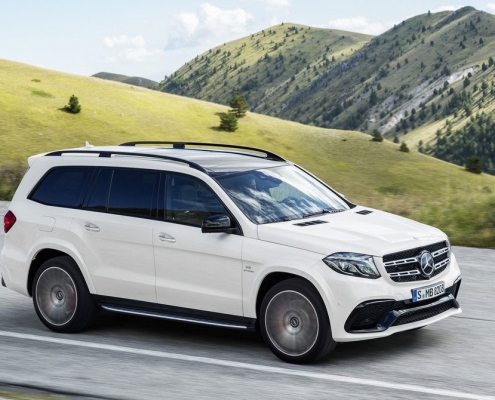 Mercedes Benz Private Premium Yosemite Tour