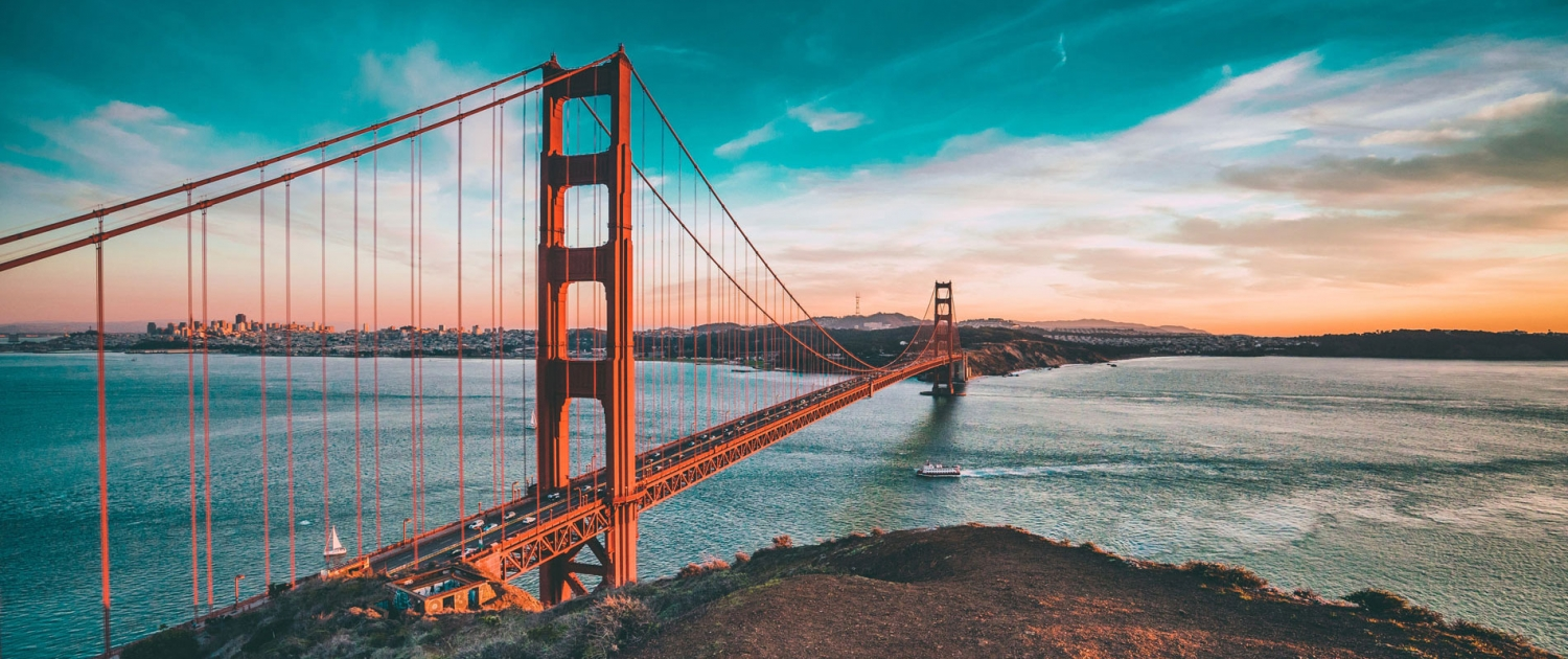Luxury Private San Francisco Tour for a Couple