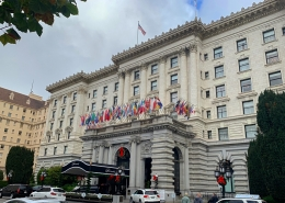 Fairmont Hotel Private Tour Company