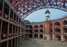 Fort Point on Luxury private Couples Tour