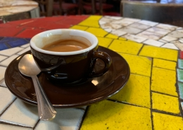 North Beach Espresso on Luxury Private Tour