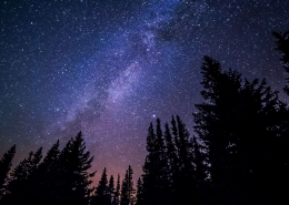 Milky Way on Luxury Private Yosemite Tour