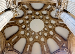 Under Rotunda on Premium Private Tour