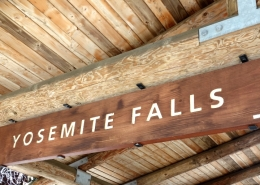 Yosemite Falls Sign Luxury Private Tour
