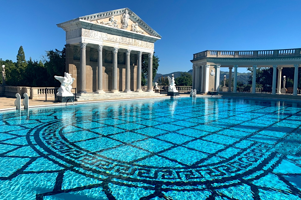 Private Hearst Castle Tour from San Francisco
