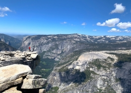 Half Dome Tour from San Francisco