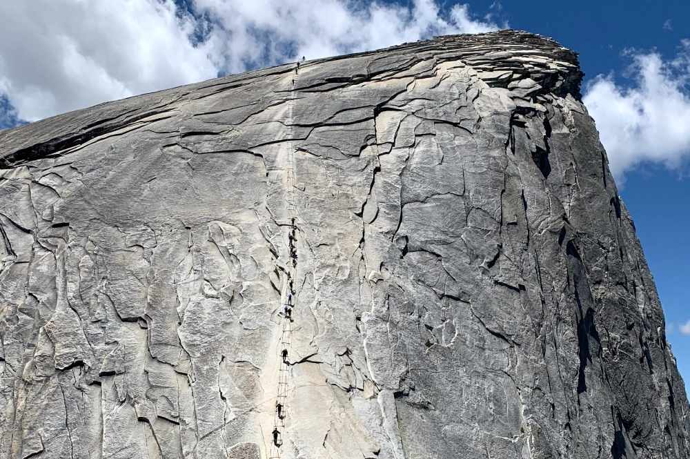 Half Dome Guided Hiking Tour