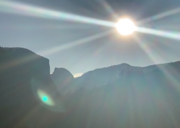 Privately Guided Half Dome Hiking Tour Sunrise