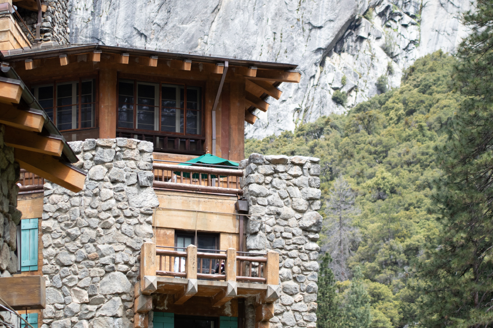 Ahwahnee Hotel on Private Yosemite Tour