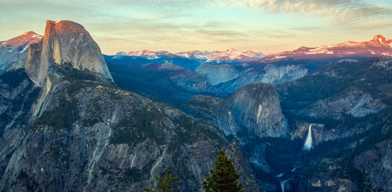 Glacier Point on Private Luxury Yosemite Tour