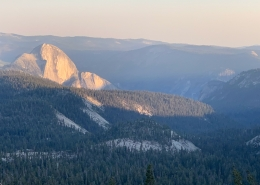 Half Dome Guided Hike