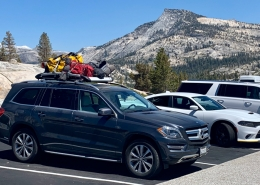 Luxury Driver from San Francisco to Yosemite