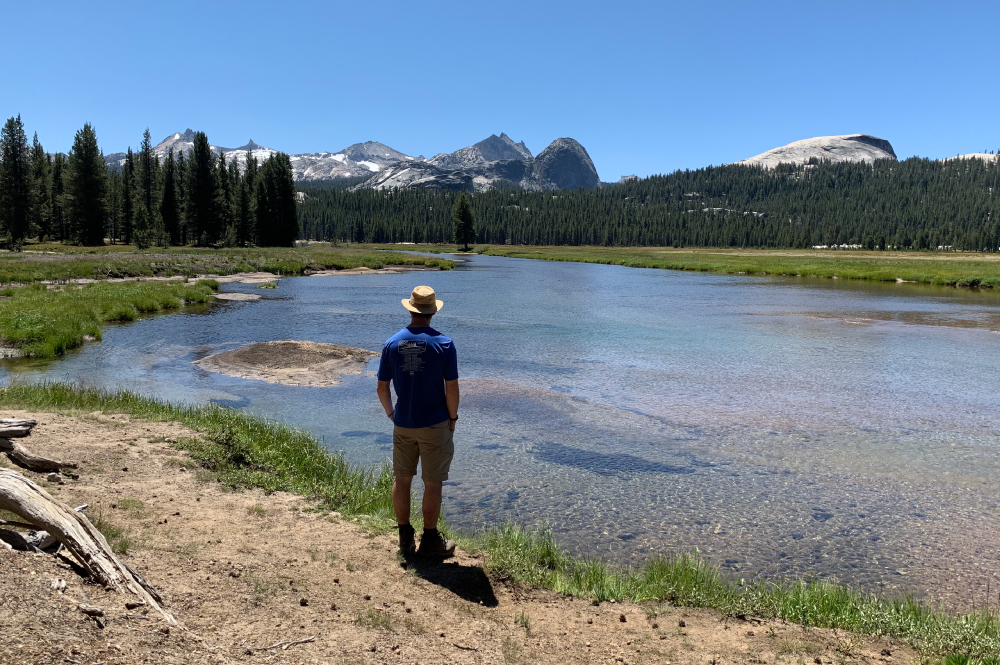 Private Hiking Tour in Yosemite