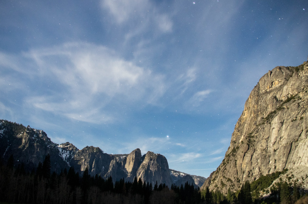 Yosemite Valley Stars
