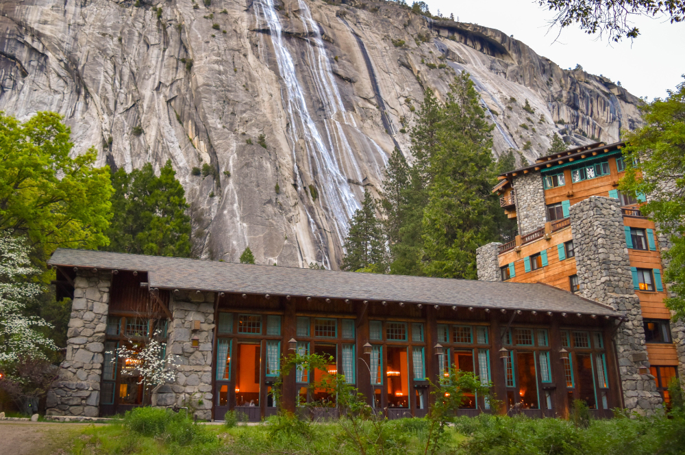 Best Luxury Hotel in Yosemite