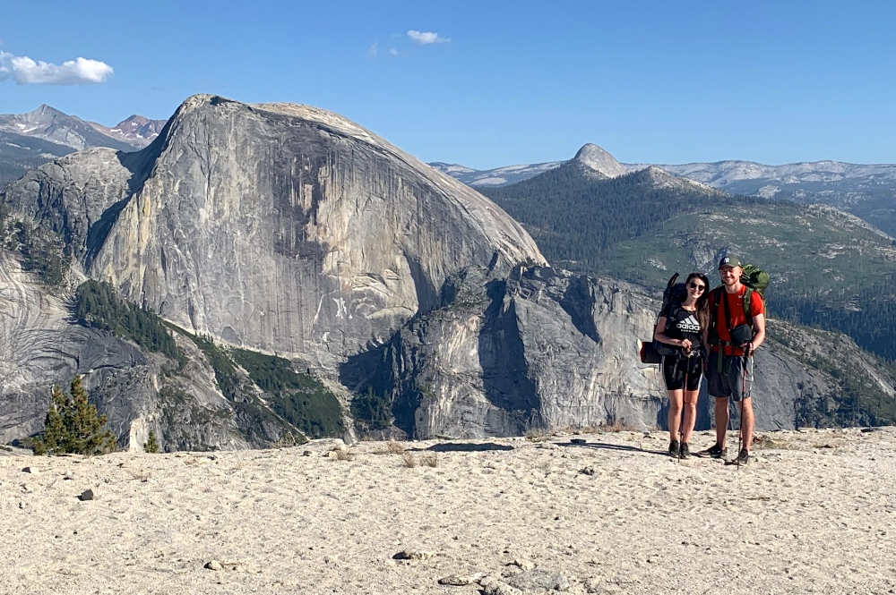 Private Yosemite Hiking Tour from San Francisco