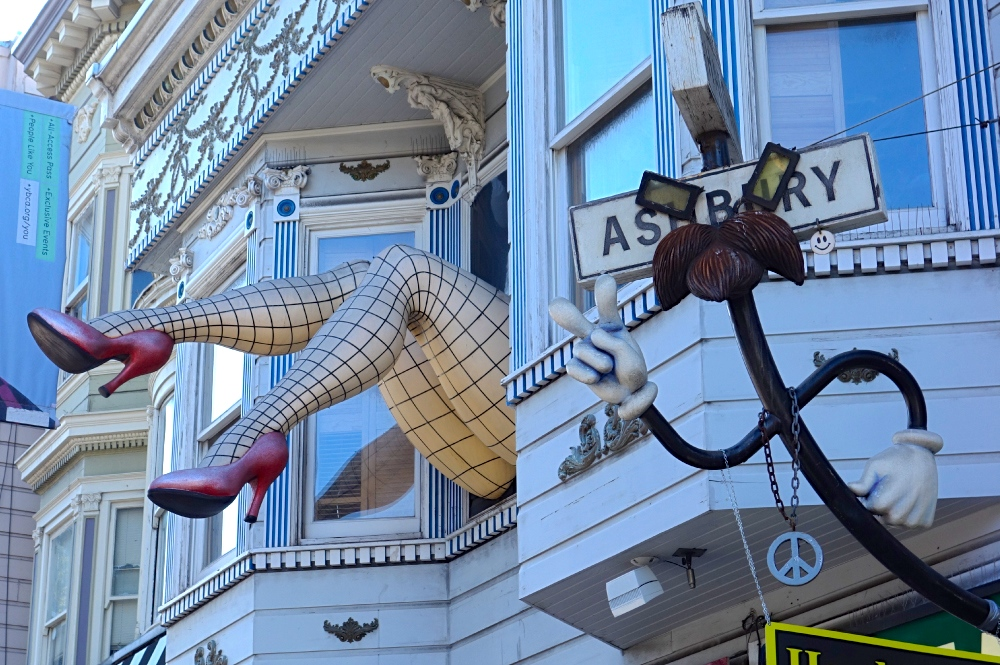 Private San Francisco Tour Haight Ashbury