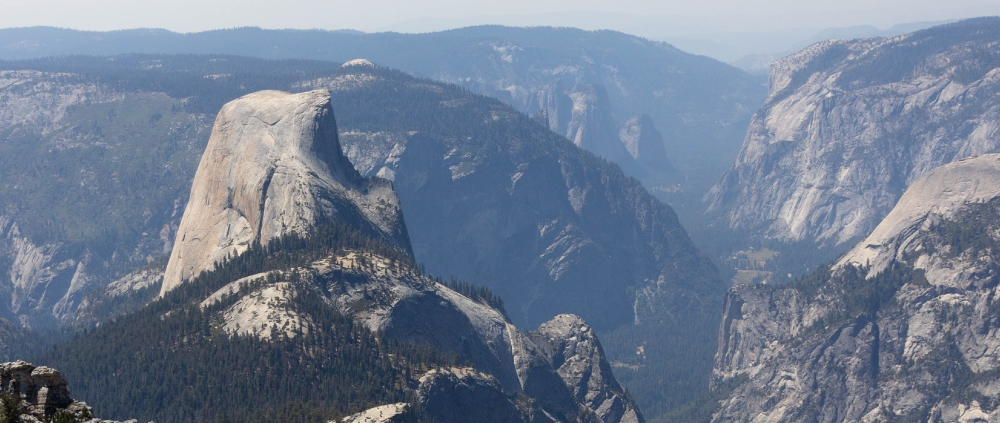 Private Yosemite Guided Hiking Tour to Half Dome