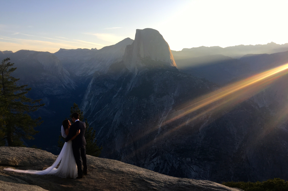Get Married in Yosemite