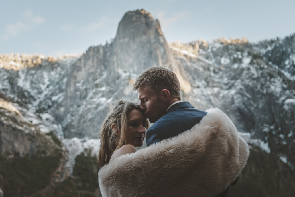 Married in Yosemite Photographer