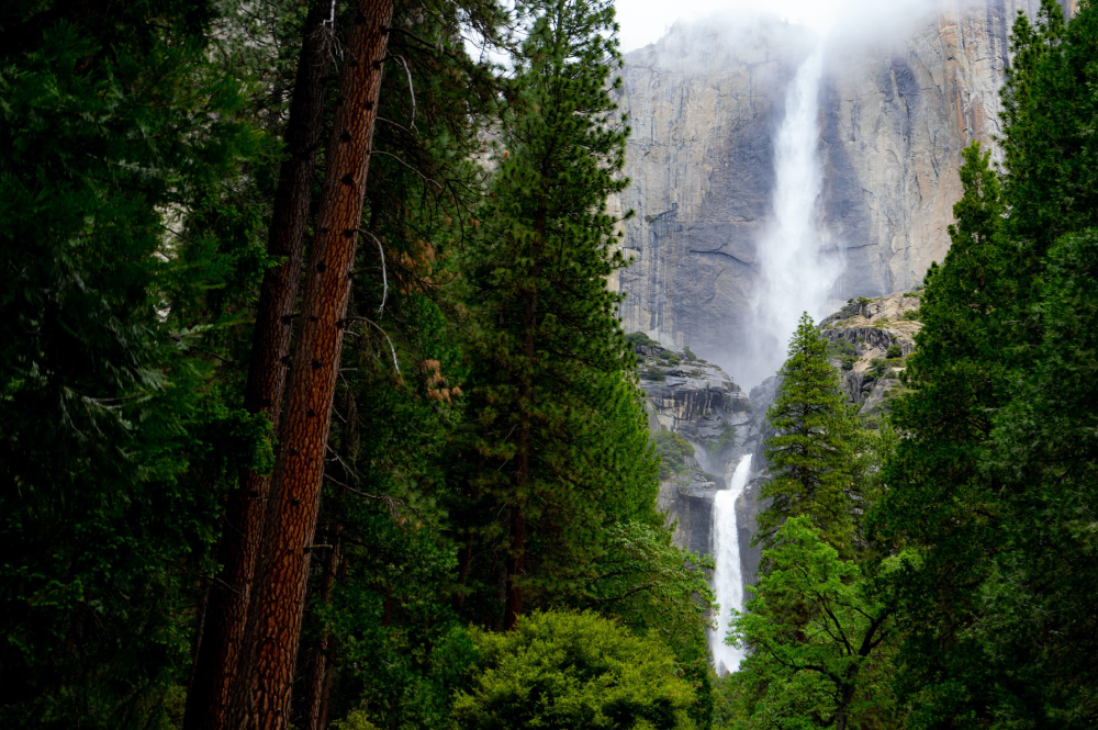 Yosemite Fall Luxury Private Tour