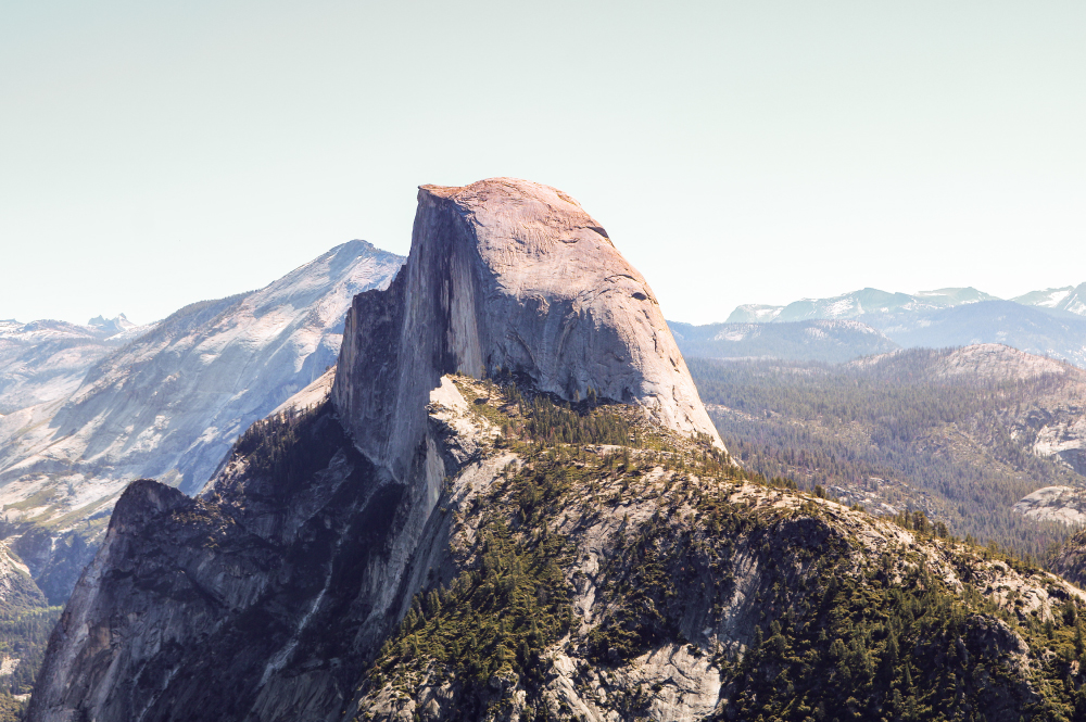 Yosemite Half Dome Private Tour