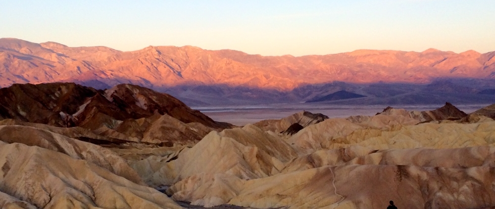 Death Valley Corporate Tour