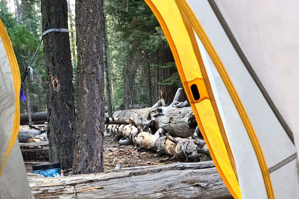 Luxury Tent Camping